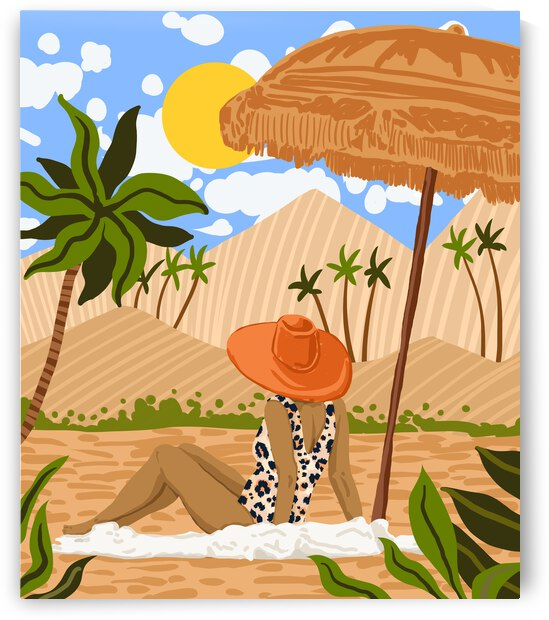 Summer In Egypt by 83 Oranges