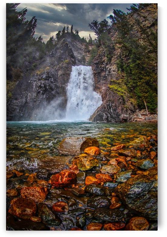 Wilson Creek Falls by Stephan Malette
