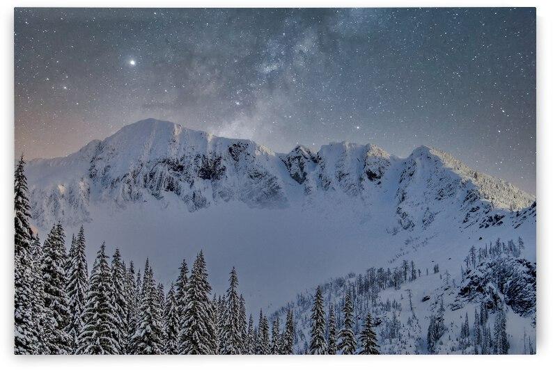 Ymir Peak - Milkyway by Stephan Malette