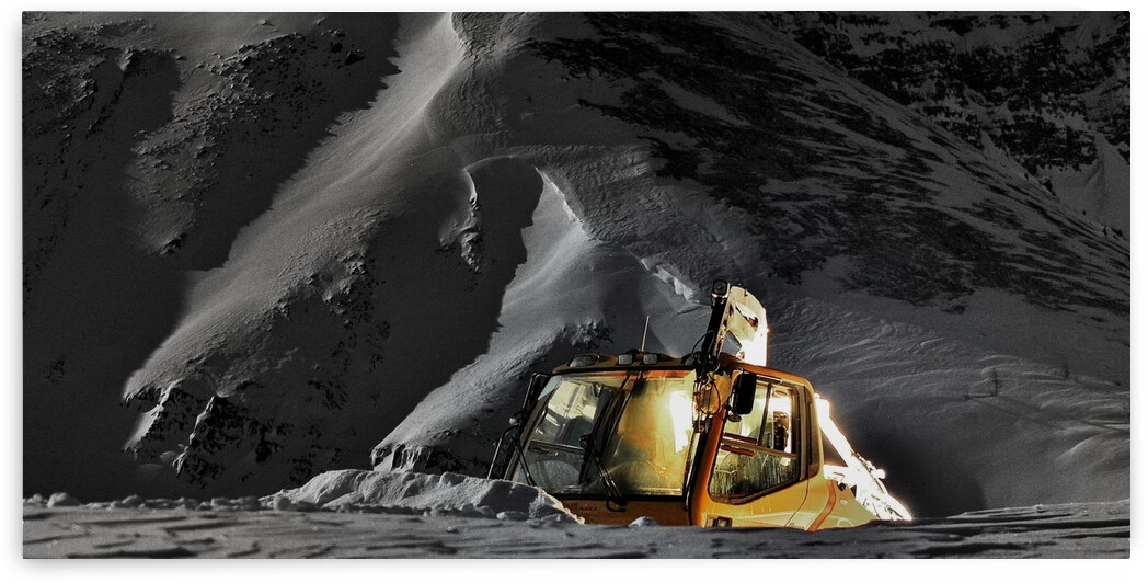 Snowcat - Buried by Stephan Malette