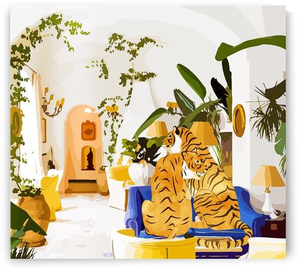 Tiger Reserve by 83 Oranges