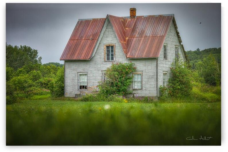 Vielle maison Haldimand by Glenn Albert