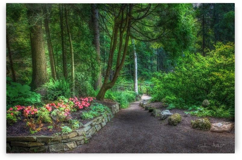 Jardins de metis by Glenn Albert