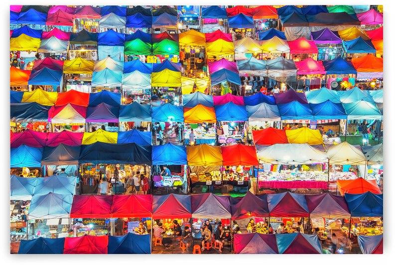 Rod Fai Market by Manjik Pictures