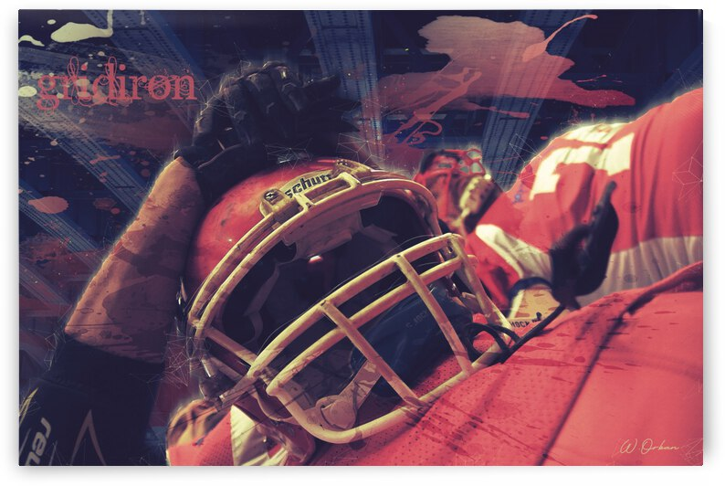 Gridiron by Orban Collection