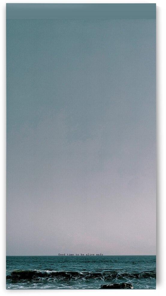 Ocean sky by Beebmah1