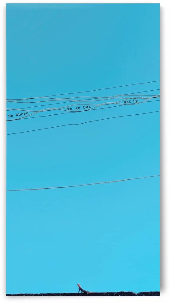 Blue sky by Beebmah1