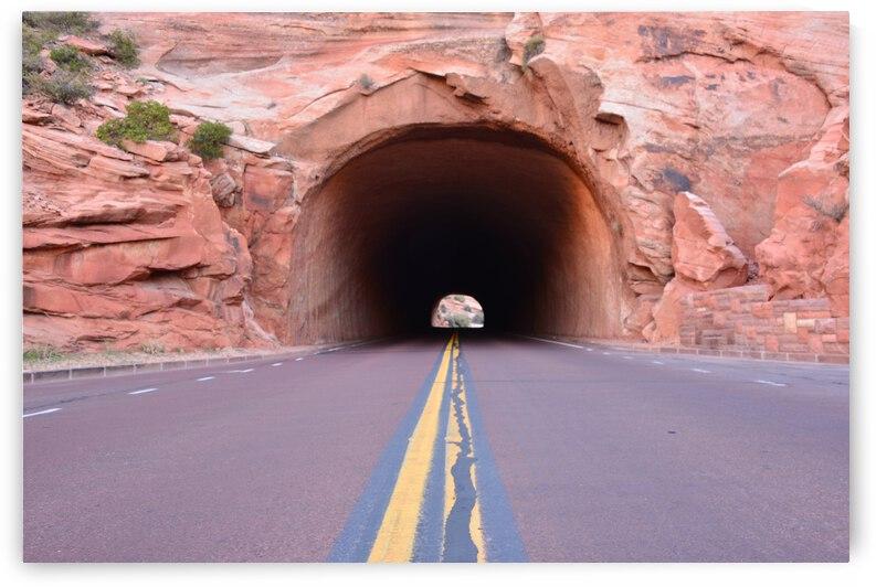 Redrock Tunnel by PieLar Inspirations
