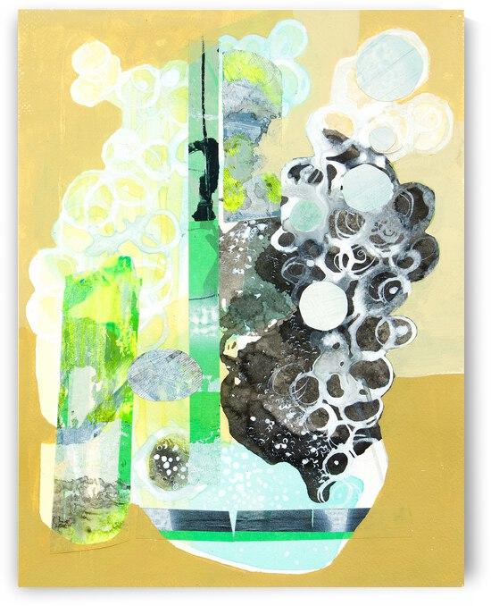 Abstract Simple Color I by Daniella Broseghini