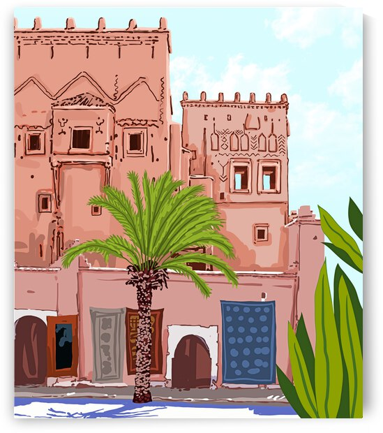 Life in Morocco by 83 Oranges