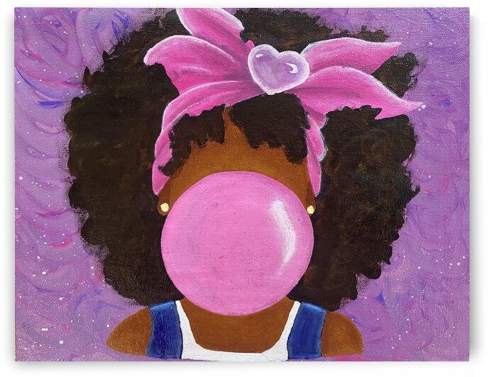 Bubblelicious Bubblegum by Satin Holliday