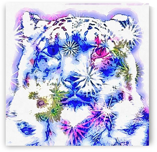 Spirit of the Snow Leopard  by Dorothy Berry-Lound