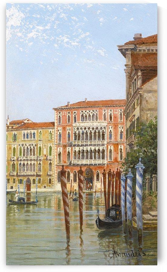 Palazzo Foscari by Antonietta Brandeis