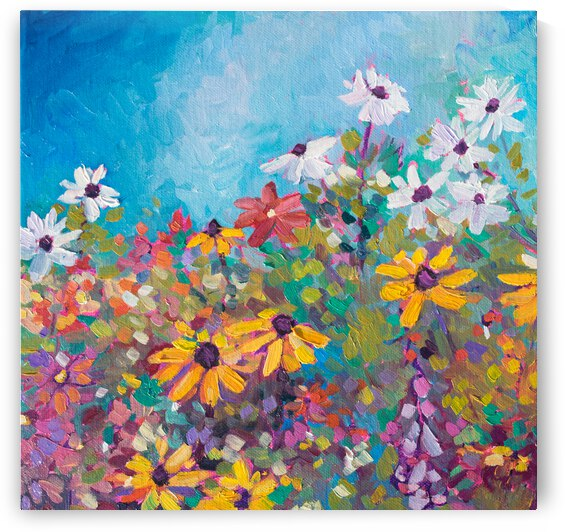 Wildflowers by Art by Alison Newth