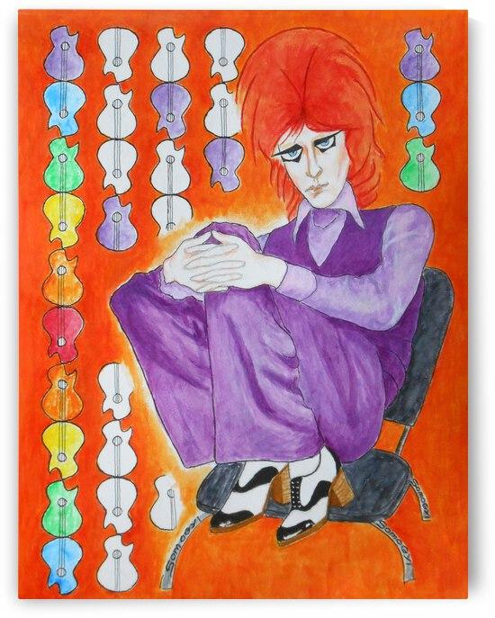Sixties Redhead No. 3 by Jayne Somogy