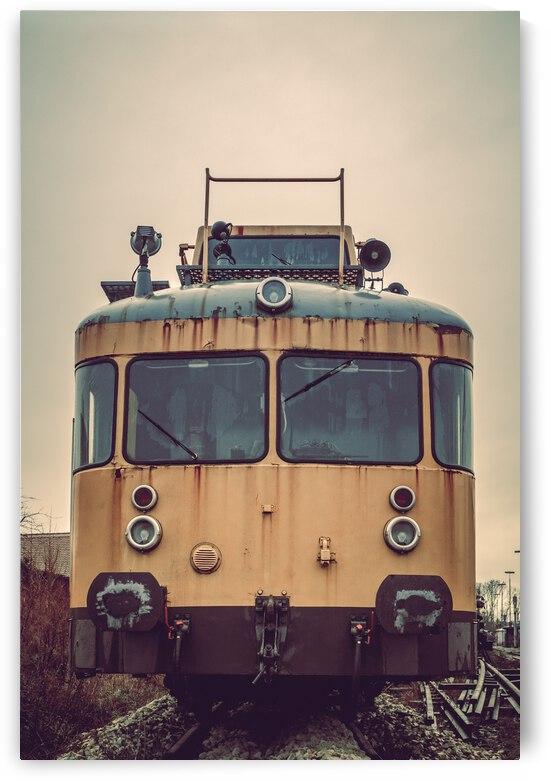 Junkyard train by ATTiLA GiMESi
