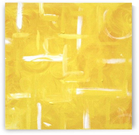 Yellow study 1 by Jazmine Gabriel