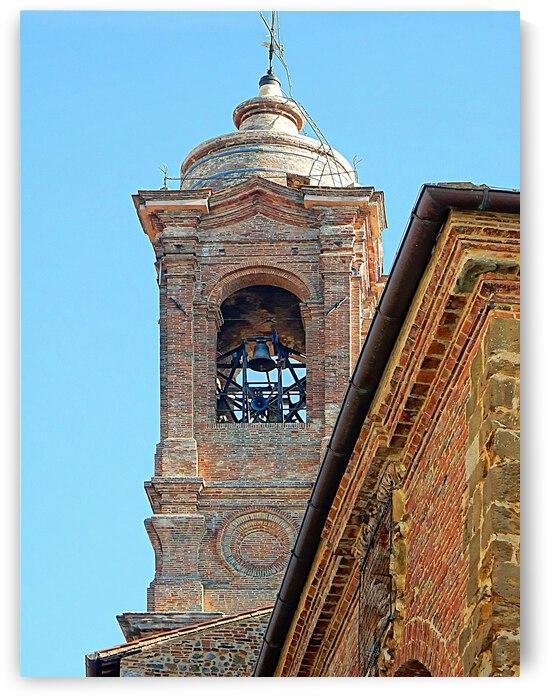 Campanile of Chiesa dei Santi Gervasio e Protasio by Dorothy Berry-Lound