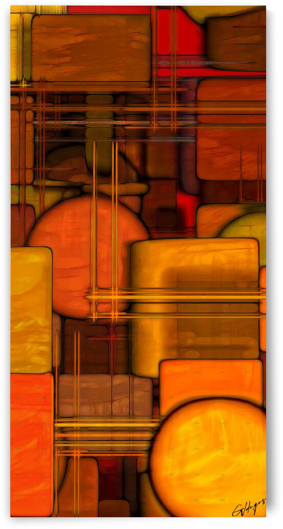 ABSTRACT-1501 Formality by   Goldengenes