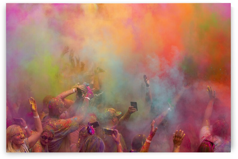 Festival Colors  by Evan Petty Photography