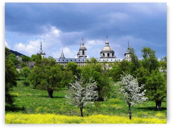 Casita del Principe 5 of 7 - Park and Gardens - The Royal Monastery of San Lorenzo de El Escorial - Madrid Spain by 1North