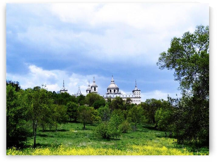 Casita del Principe 2 of 7 - Park and Gardens - The Royal Monastery of San Lorenzo de El Escorial - Madrid Spain by 1North