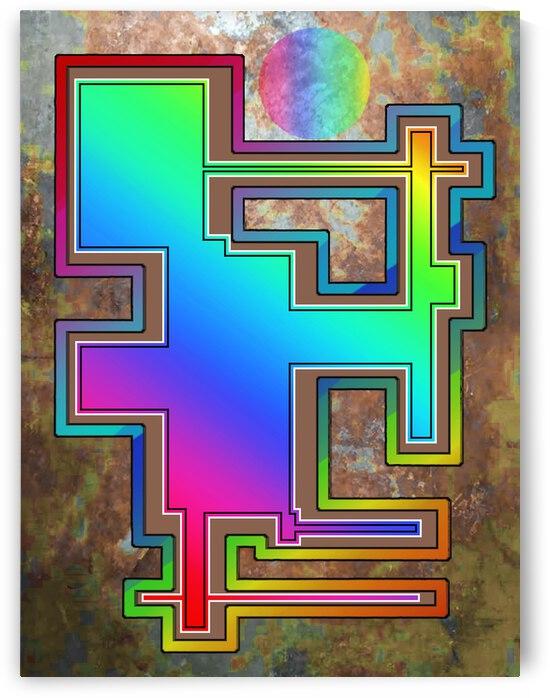 Floor plan by Helmut Licht