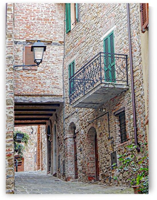 Via della Pitalessa Paciano by Dorothy Berry-Lound