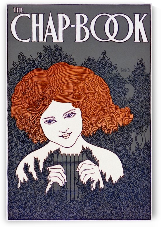 Chap Book by VINTAGE POSTER