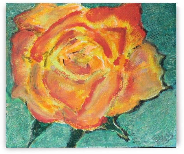 Rose by Pallavi Sharma