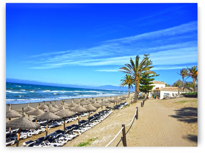 Costa Del Sol   Andalusia Spain by 24