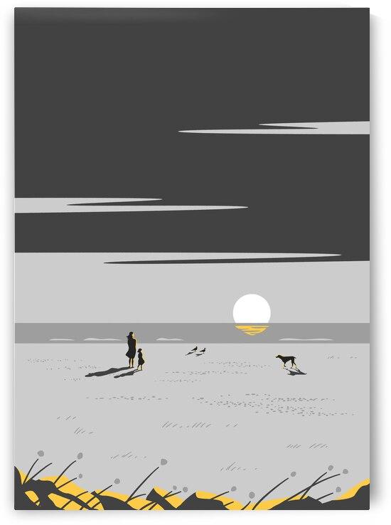 The Sundown Grey by Rene Hamann