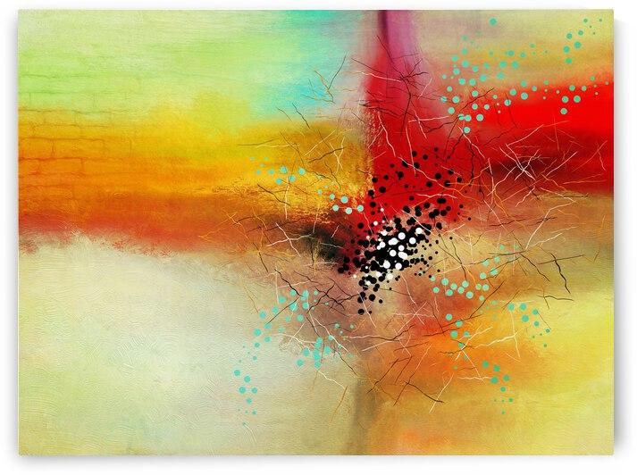 Abstract by Gabi Siebenhuehner