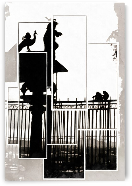 Malaysian Shadows by Dorothy Berry-Lound