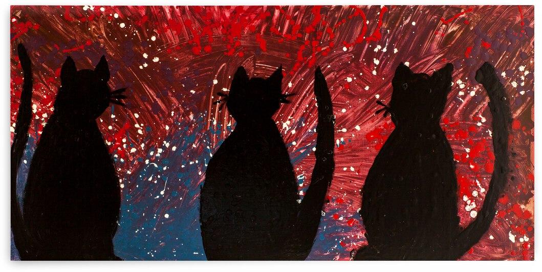 Concealed Catriotism by Dianne Bartlett