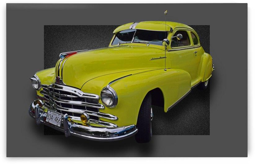 1948 Pontiac Silver Streak by COOL ART BY RICHARD