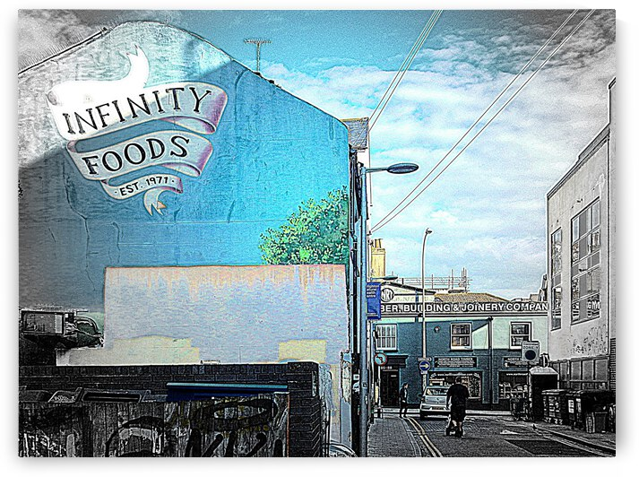 Blue Infinity by Dorothy Berry-Lound