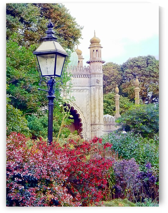Lighting Up The Past Brighton by Dorothy Berry-Lound