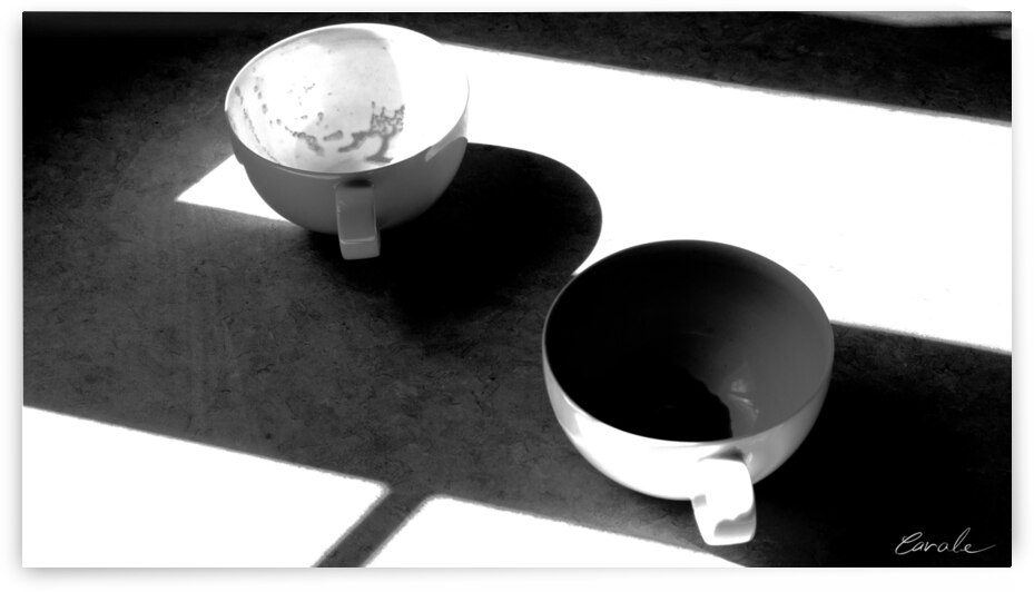 Un Amour Consomme - A Consumed Love  variation 4 NB by Pierre Cavale