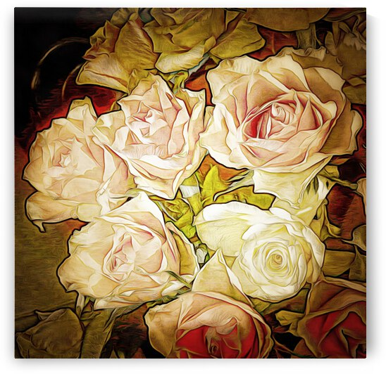 Give Me Roses For Romance by Dorothy Berry-Lound