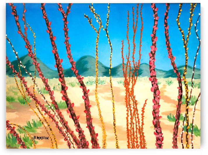 Autumn in Big Bend by PollyMastin