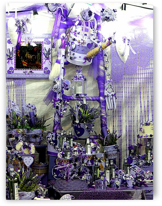 Lavender Is The Colour by Dorothy Berry-Lound