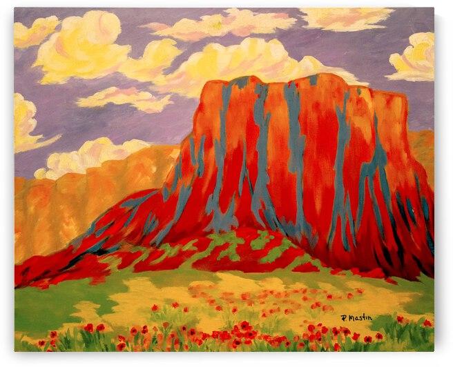 Alpine Meadow by PollyMastin