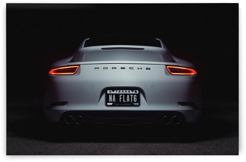Flat6 Rear by Groggy