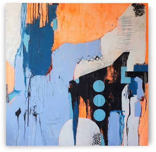 Let s dance by Iulia Paun ART Gallery
