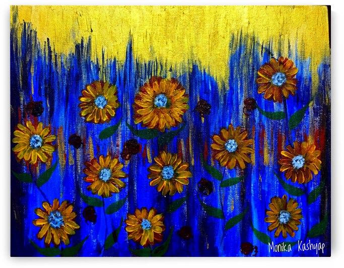 Blossom  by Monika Kashyap