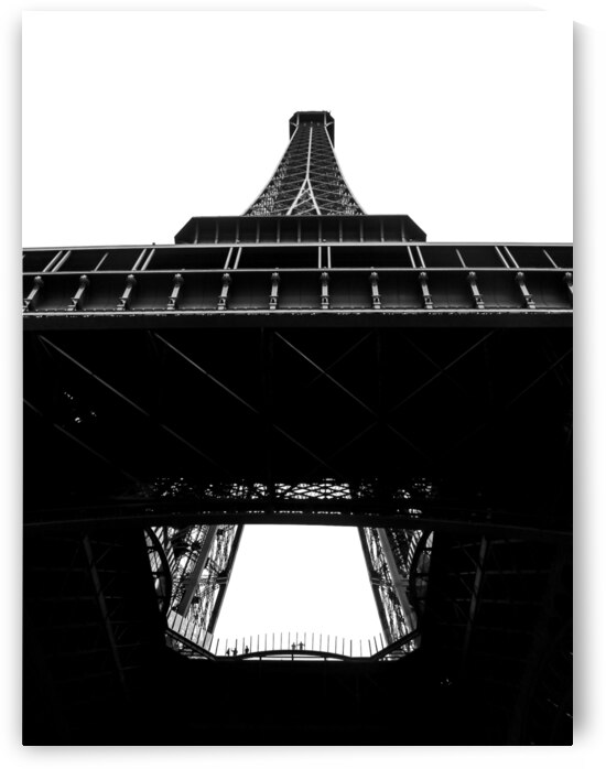 Eiffel Tower by Andre Luis Leme