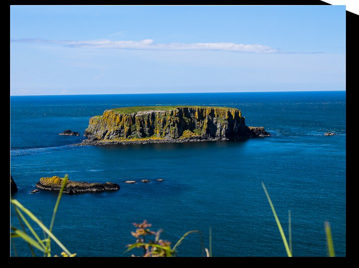Northern Ireland Coast View III by Andre Luis Leme