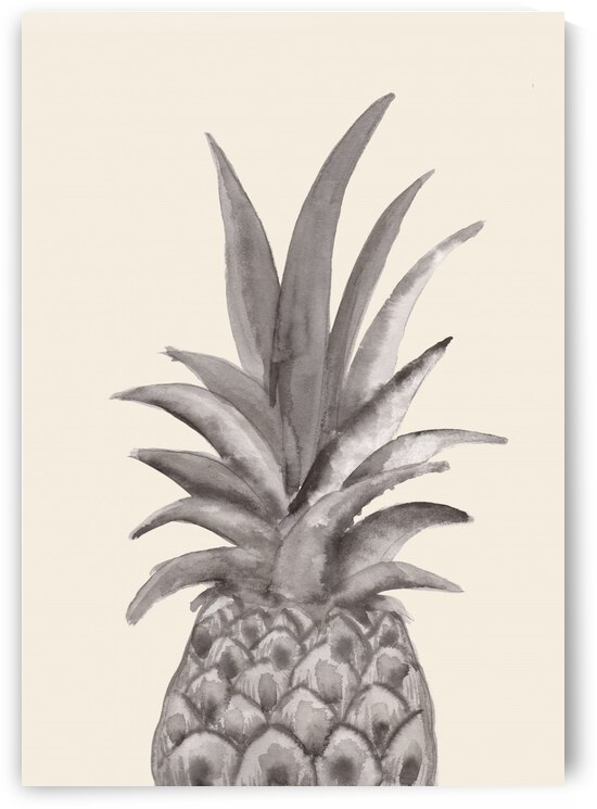 Ink Pineapple by 1x