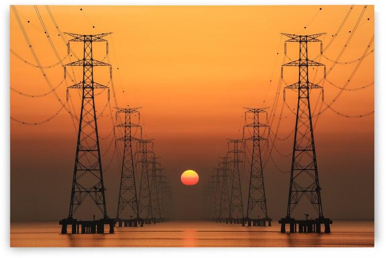 Power line by 1x